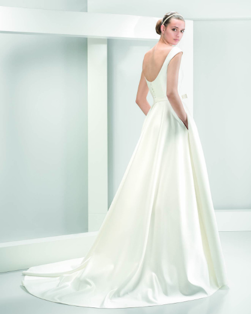 Rental 2 Brand Name Wedding Dress + 1 Red Evening Gown-8