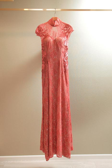 Rental 2 Brand Name Wedding Dress + 1 Red Evening Gown-16