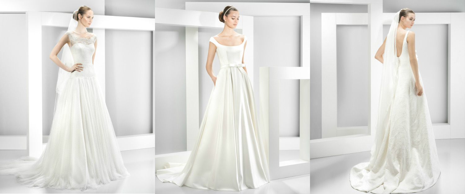 Rental 2 Brand Name Wedding Dress + 1 Red Evening Gown-2