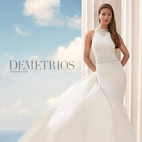 蒂米琪 Demetrios Bridal Room--Taipei-Taipei