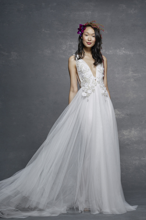 Central Weddings - 新娘婚纱和礼服 - Marchesa - 香港