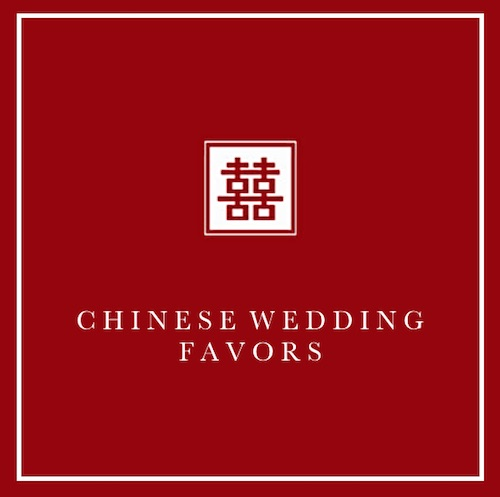 Chinese Wedding Favors & Candy Gift Boxes--All Locations