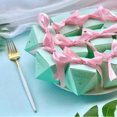 Diamond Shaped Candy Boxes