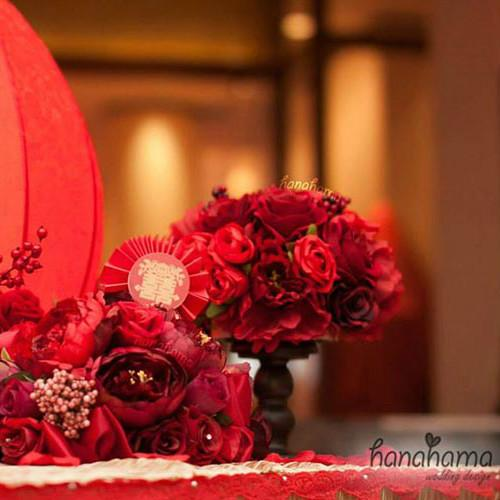 Hanahama Wedding Design--Kowloon-Hong Kong