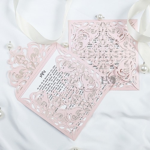 Laser Cut Invites --All Locations