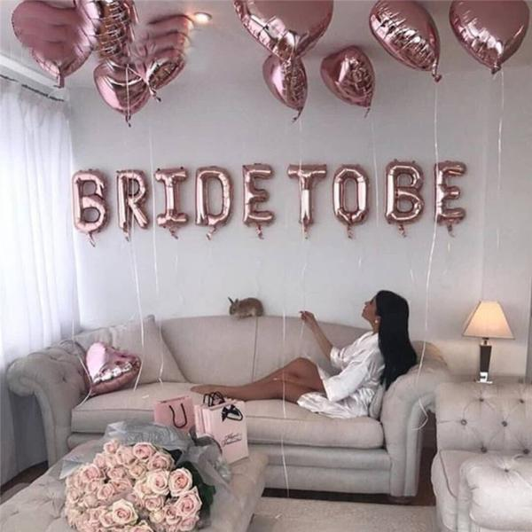 DIY Bridal Shower Decor--All Locations-All Locations