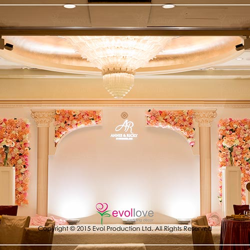Evollove Wedding Decoration--香港島-香港