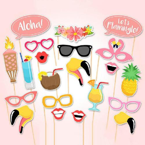 Cutie Pie Photo Booth Props--All Locations-All Locations