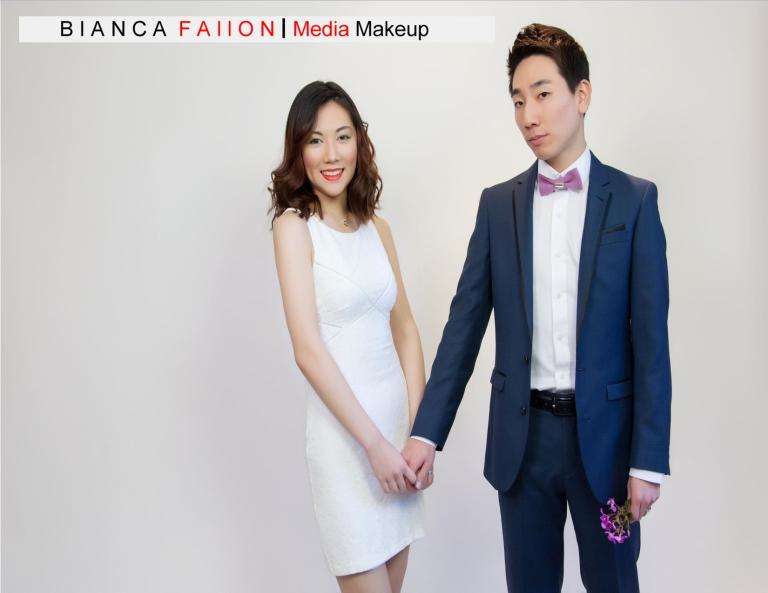Bianca Fallon Media Makeup--北岸-纽西兰