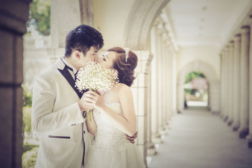 Pre-Wedding + Wedding Day Photography<br />
