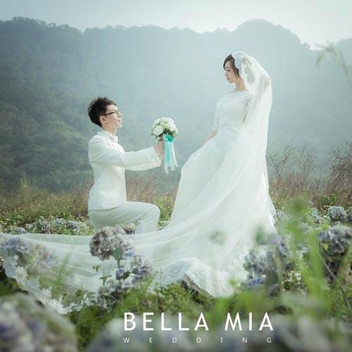 Bella Mia Wedding--Taipei-Taiwan