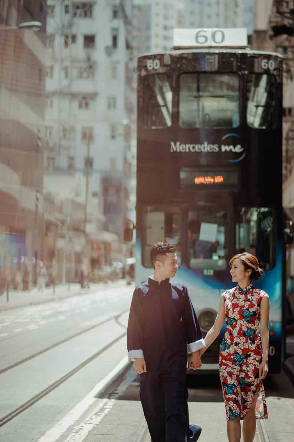 12 Hours Prewedding Shoot + Makeup & Hair + Transportation/Meals-15