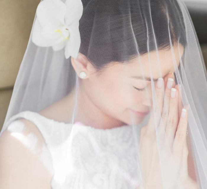4 Hour Bali Wedding Fine Art Photography & Videography Package