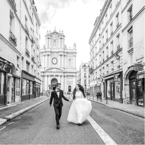 Pre-Wedding + Wedding Day Photography