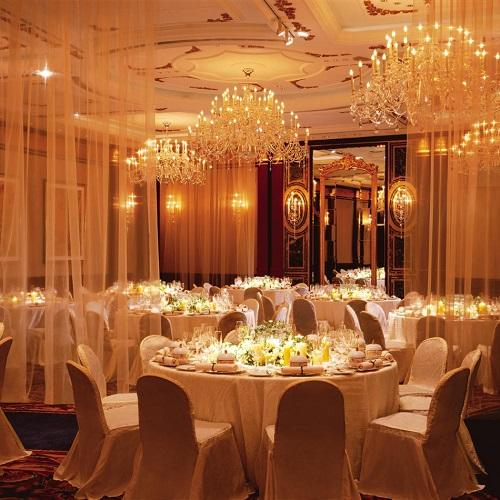 Island Shangri-La, Hong Kong-All-Inclusive Wedding--