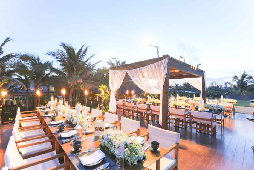 Naman Retreat, Danang Ceremony & Reception  (30 pax)-7