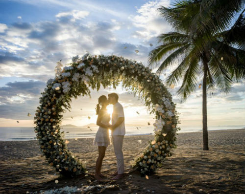 Four Seasons Resort The Nam Hai, Hoi An, Vietnam Wedding Package (20 pax)