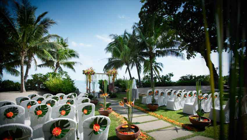 Shangri-la's Rasa Sayang Resort & Spa Wedding Package ( 20 pax)