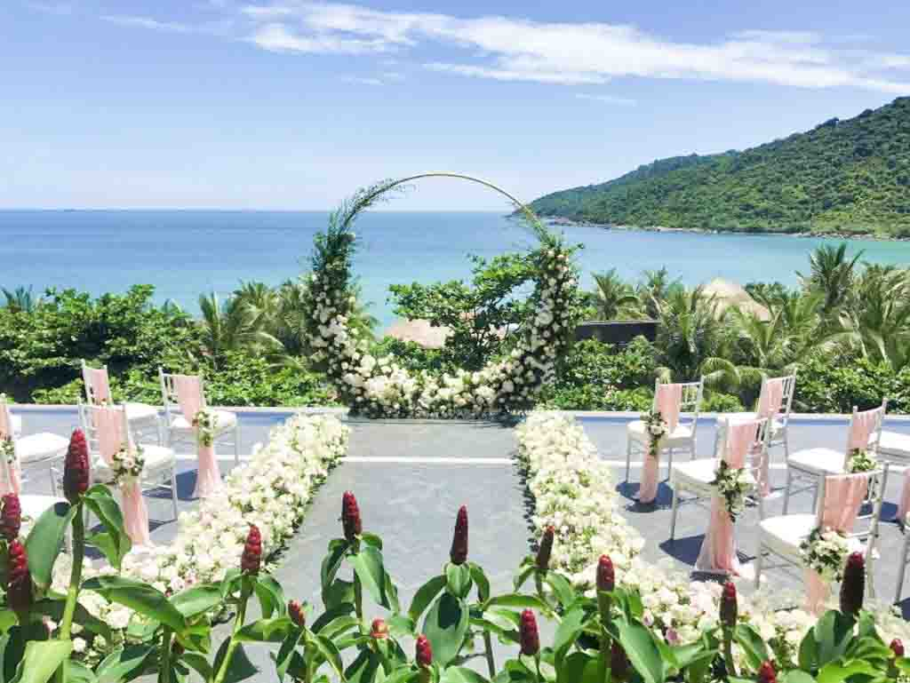 InterContinental Danang Sun Peninsula Resort 婚禮套餐(20人)