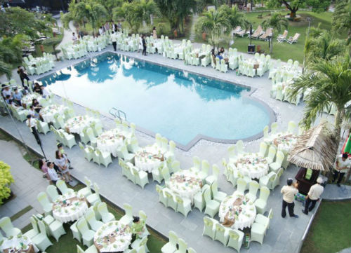 Phu Thinh Boutique Resort And Spa,Hoi An Wedding Package (40 pax)