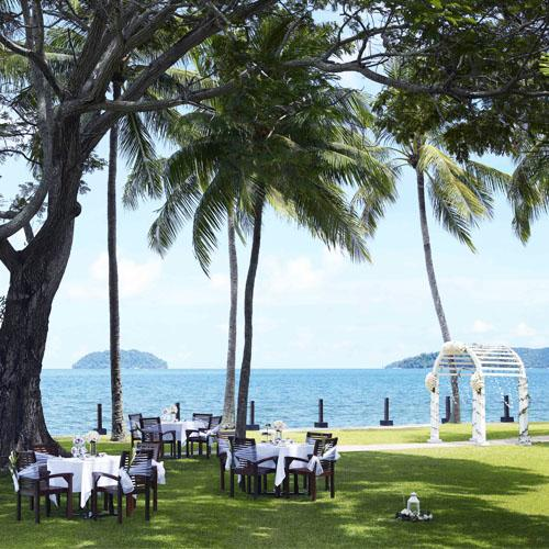 Shangri-la's Tanjung Aru Resort & Spa, Kota Kinabalu Wedding Package (200 pax)