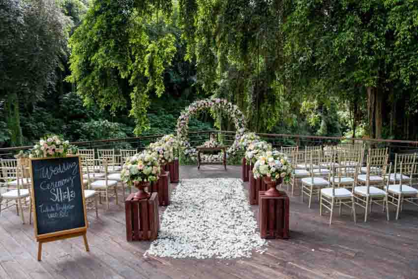 Sthala, A Tribute Portfolio Hotel, Ubud Bali By Marriott International Wedding Package (2 pax)