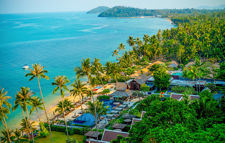 InterContinental Samui Baan Taling Ngam Resort 度假村(40人)-6
