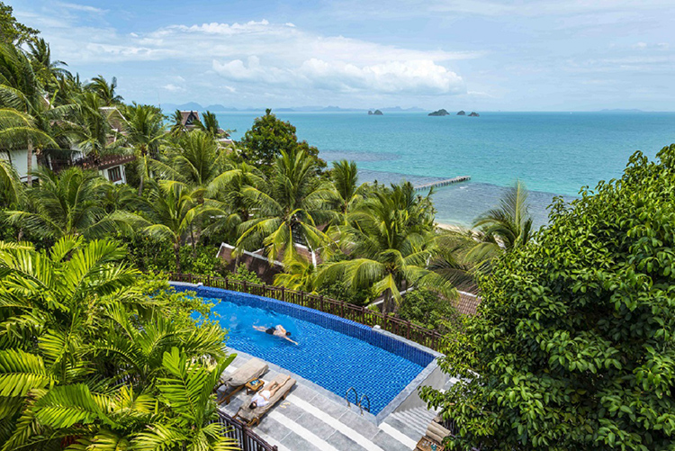 InterContinental Samui Baan Taling Ngam Resort 度假村(40人)-3