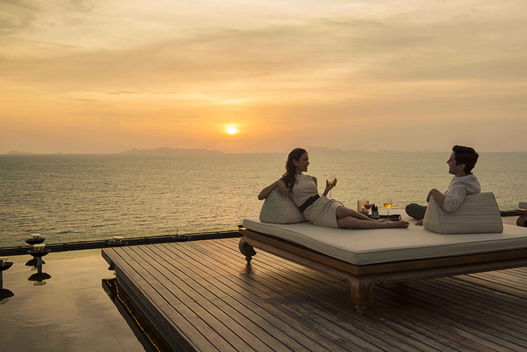 InterContinental Samui Baan Taling Ngam Resort 度假村(40人)-4