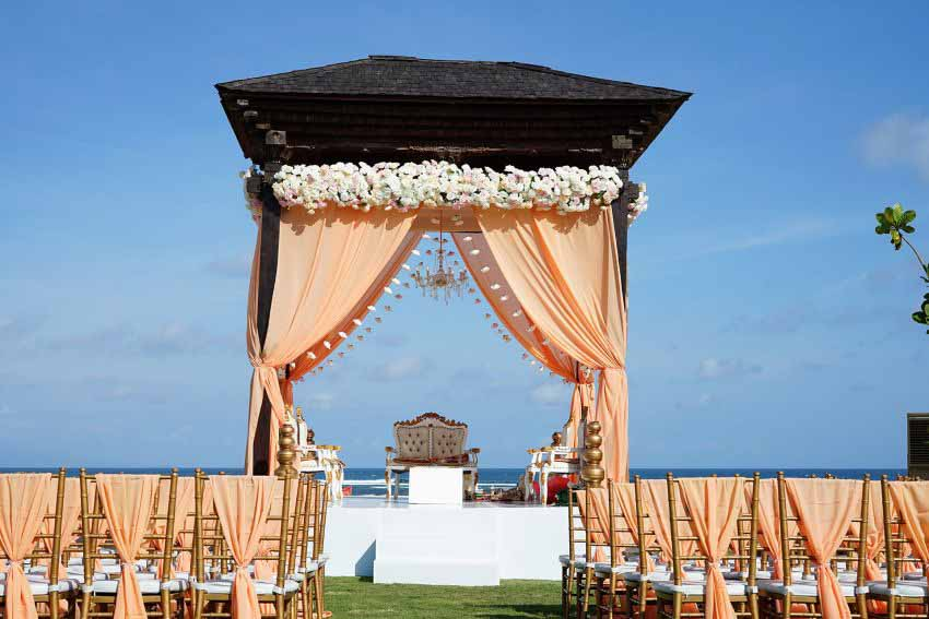 Ayodya Resort Bali Wedding Package (30 pax)
