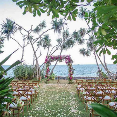 Alila Manggis Bali - Garden of Love (20 Guests Ceremony)