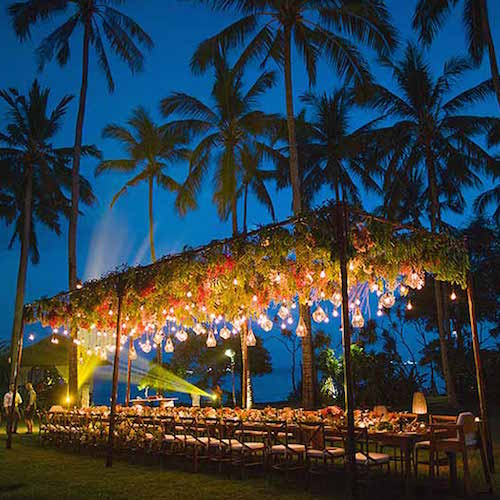 Alila Manggis Bali - Resort Exclusivity (100 Guests Ceremony)