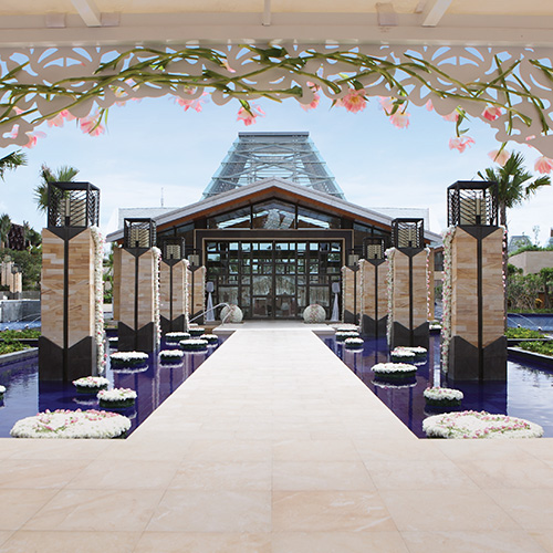 The Mulia, Mulia Resort & Villas - Nusa Dua - 婚宴场地 - Eternity Chapel - 巴厘岛