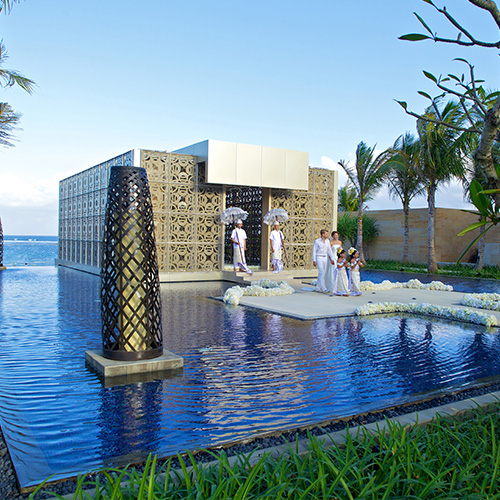 The Mulia, Mulia Resort & Villas - Nusa Dua - 婚宴场地 - Harmony Chapel - 巴厘岛