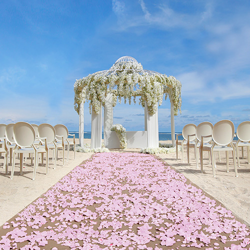 The Mulia, Mulia Resort & Villas - Nusa Dua - 婚宴场地 - Beach wedding at Unity - 巴厘岛