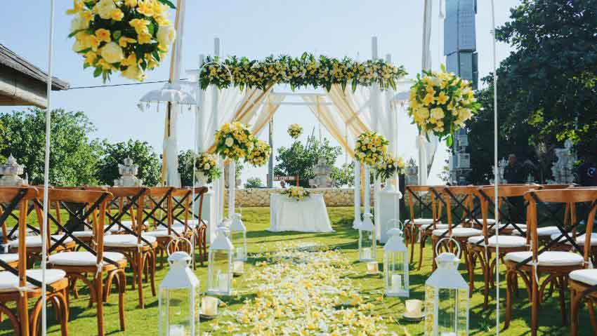 Bali Niksoma Boutique Beach Resort Wedding Package (30 pax)