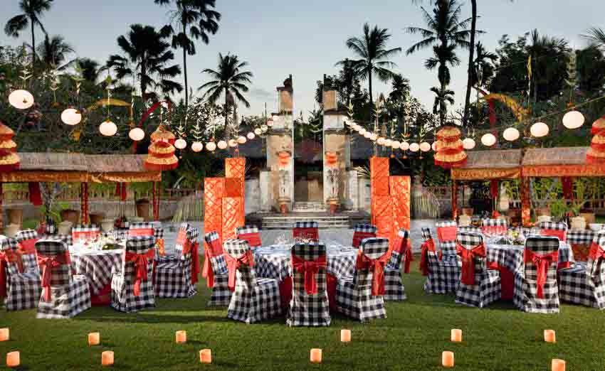 Intercontinental Bali Resort - Sunset Garden (20 pax)