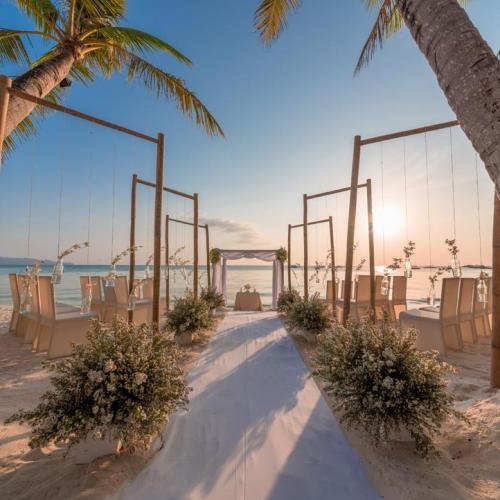 Discovery Shores Boracay Wedding Package (20 pax)