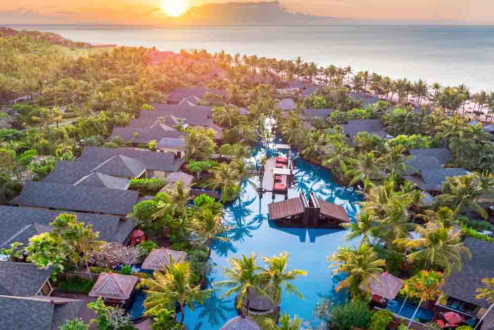 The St. Regis Bali Resort Garden All-Inclusive  (30 pax)-11