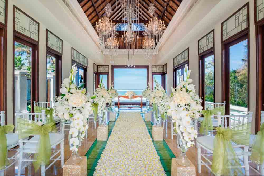 The St. Regis Bali Resort Classic Chapel (30 pax)