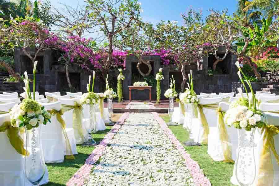 The St. Regis Bali Resort Garden All-Inclusive  (30 pax)-5