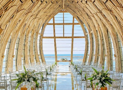 The Apurva Kempinski Bali Ocean Front Chapel All-Inclusive (80 pax)