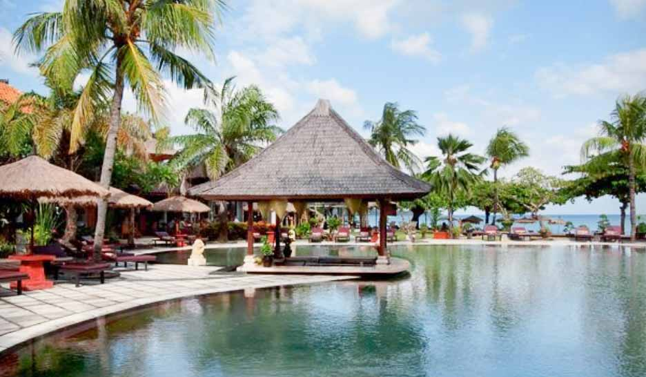 Keraton Jimbaran Resort On Beach Venue (20 - 100 Pax)-9