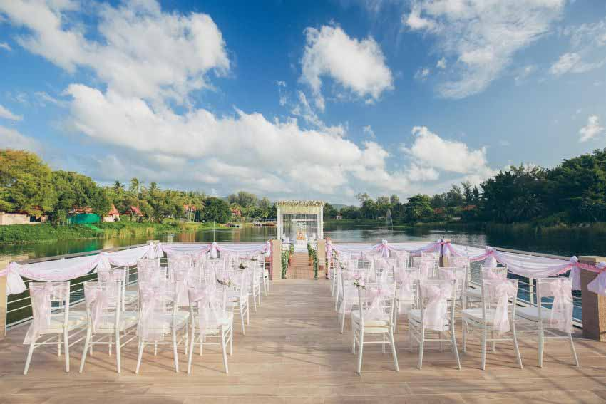 Banyan Tree Phuket Wedding Package (2 pax)