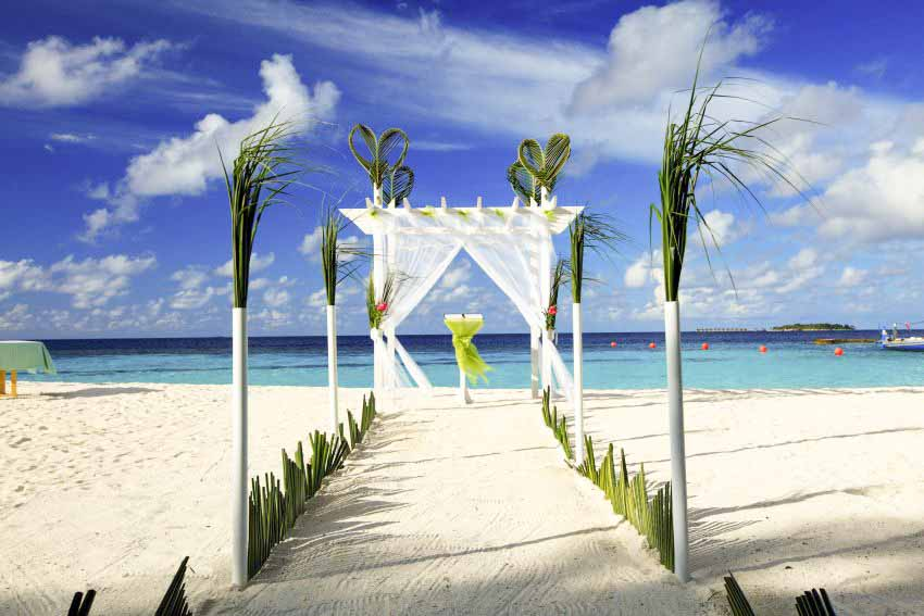 Centara Grand Island Resort & Spa Maldives Wedding Package (2 pax)