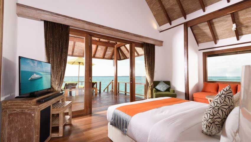 Dhigufaru Island Resort - 5 * Boutique (2人)-3