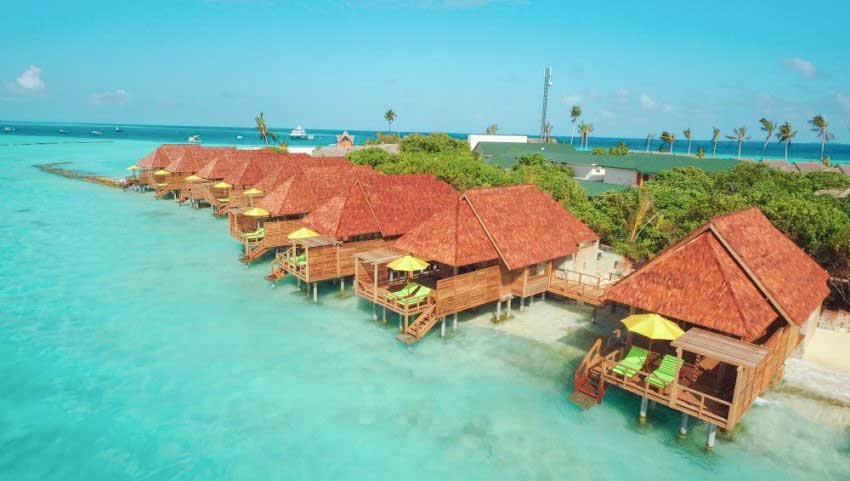 Dhigufaru Island Resort - 5 * Boutique (2人)-6