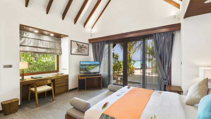 Dhigufaru Island Resort - 5 * Boutique (2人)-4