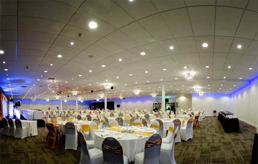 Manukau Event Centre Wedding Package (40 pax)