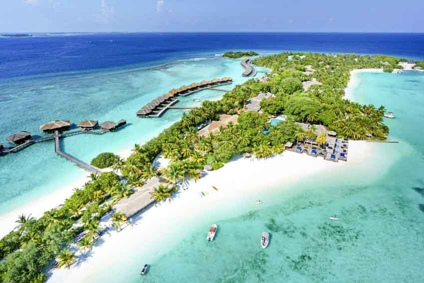 Sheraton Full Moon Maldives Resort & Spa(2 pax)-6